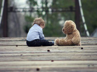 Tristeza niños